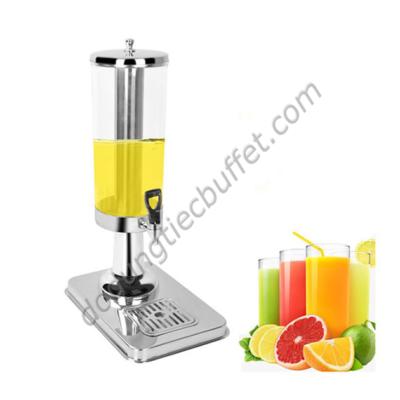 Cho thuê bình đựng nước hoa quả giá rẻ 1 ngăn 3 lít