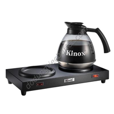 Bộ bếp hâm cà phê cùng bình hâm cà phê Kinox 330393
