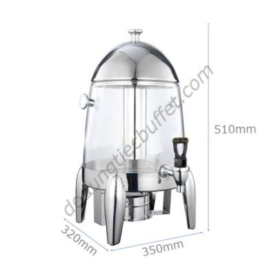kich thước Bình giữ lạnh nước hoa quả buffet 12 lít BC2234