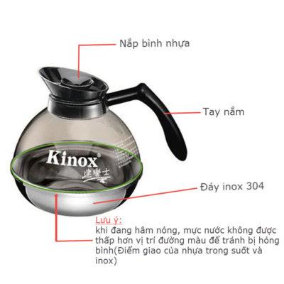 Hướng dẫn sử dụng bình đựng cà phê