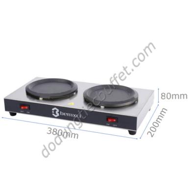 Kích thước Bếp hâm nóng cà phê Bemxci CF2314