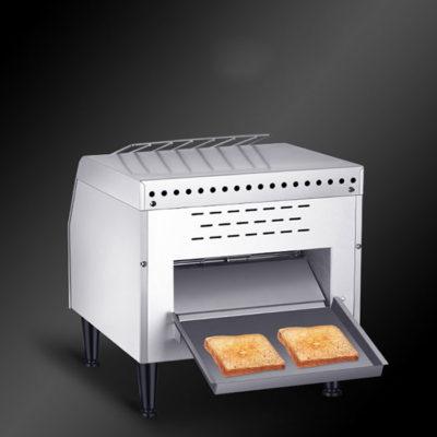 Mặt sau của máy nướng bánh