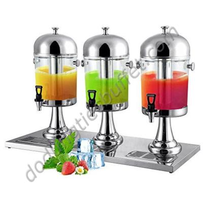 Bình giữ nhiệt đựng nước trái cây 24 lít 3 ngăn BC2201-R3