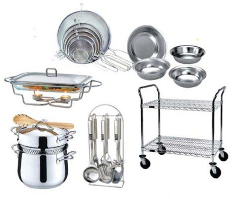 Thiết bị bếp, dụng cụ nhà bếp
